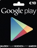 Google Play 10 Euro