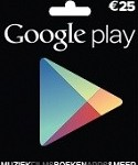 google giftcard 25 euro