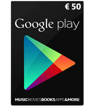 Google Play Gift Card 50