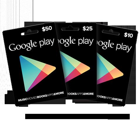 Google Giftcards deze zomer nog?